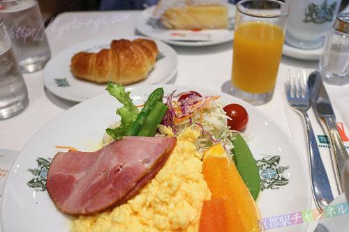 イノダコーヒの京の朝食