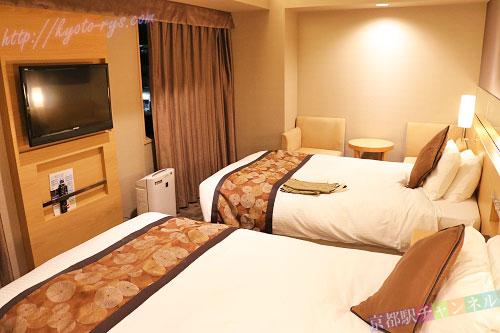 京都駅周辺のリーズナブルなホテル
