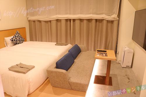 ホテルアンテルーム京都の朝食