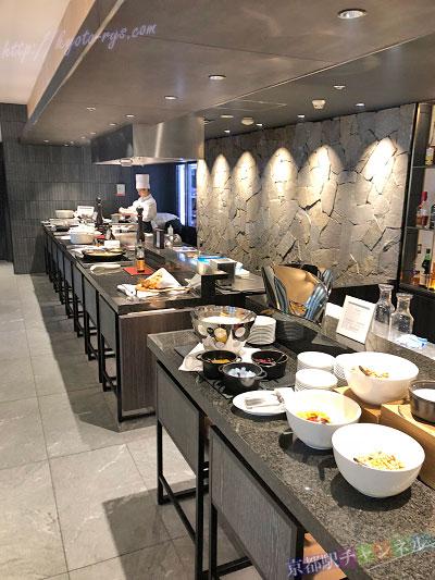 ダイワロイヤルホテルグランデ京都のイタリアンレストラン