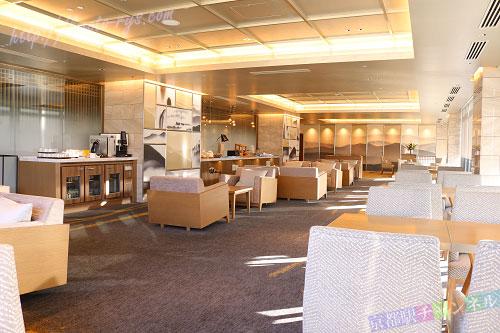 ダイワロイヤルホテルグランデ京都のエグゼクティブラウンジ