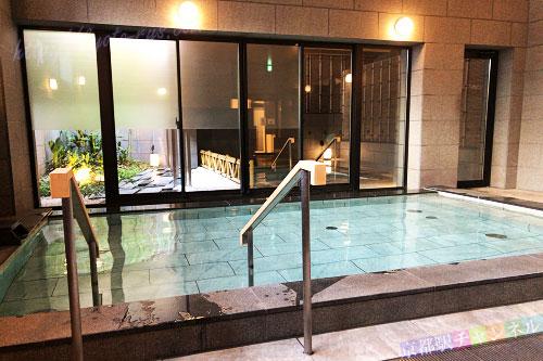ホテル京阪京都八条口の大浴場