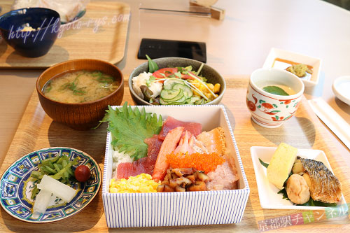 レフ京都八条口の朝食
