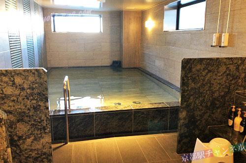 リーガグラン京都の大浴場