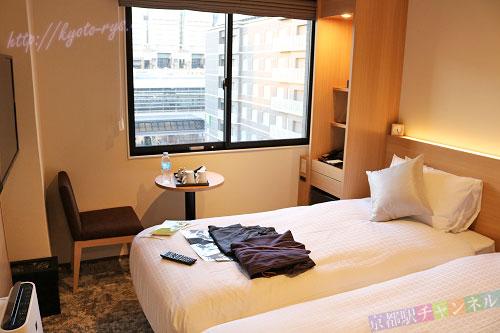 ロイヤルツインホテル京都八条の客室