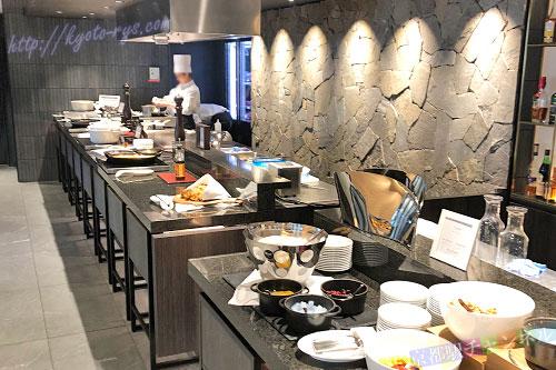 ダイワロイヤルホテルグランデ京都の朝食
