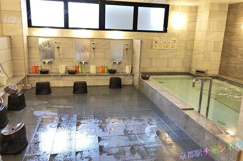 サクラテラスザギャラリーの大浴場