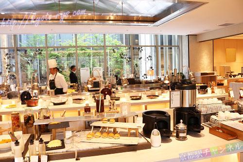 京都駅周辺で美味しい朝ご飯が食べられるホテル