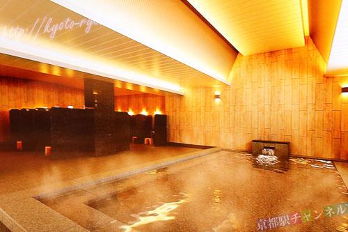 ホテルヴィスキオ京都の大浴場