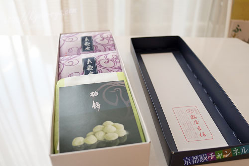 鶴屋吉信の代表名菓